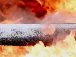 Противопожарная огнезащита кабеля и кабельных лотков