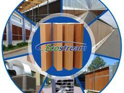 Охладительная гофра панель - EcoStream
