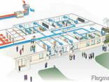 Система охлаждения воздуха промышленных помещений - photo 1