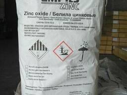 Оксид цинка (цинковые белила)