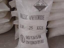 Малеиновый ангидрид производство Китай