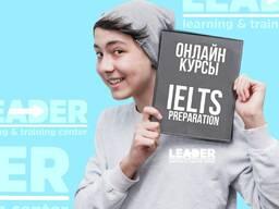 Онлайн-курсы IELTS Preparation и General English