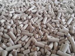 Отруби гранулированные (состав 100% отруби) / Гранула кепак