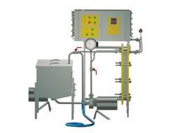 Пастеризатор для производства сыра и сливок 1 т/ч УЗМ-1,0П