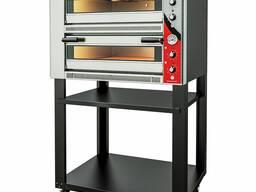 Печь для пиццы (Двухкамерная, электрическая)