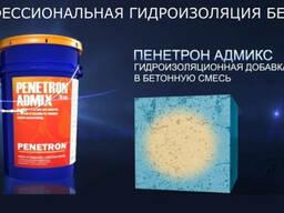 Пенетрон Адмикс - Гидроизоляционная добавка в бетон