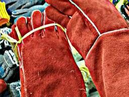 Перчатка для сварочных работ