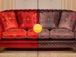 Перетяжка, реставрация и обивка мягкой мебели в Ташкенте.