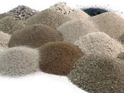 Песок бетонный (речной) модуль крупности 0, 016-0, 5 мм