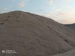 Песок мытий кварцевый