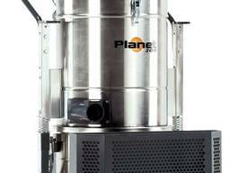 Planet 200S. Промышленный пылесос 3-х турбинный