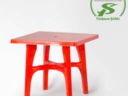 Пластиковые столы и стулья оптом на экспорт