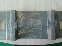 Подкладка деревянный для рельсов р65, 50, 43