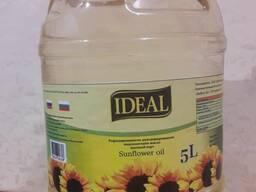 Подсолнечное масло идеал