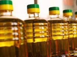 Подсолнечное масло рафинированное/ нерафинированное