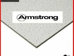 Подвесной потолок Армстронг из минеральной ваты Байкал