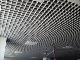Подвесные потолки Грильято по низкой цене
