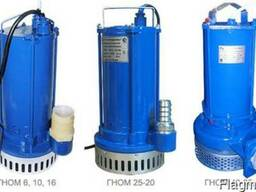 Погружные насос для сточных вод типа «ГНОМ»