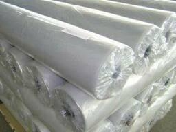 Полиэтиленовая пленка в рулонах шрина 140 см 2х слойная