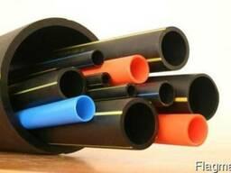 Полиэтиленовые трубы и комплектующие к ним