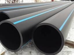 Полиэтиленовые трубы марки ПЭ-100 SDR17 Диаметр 63 мм от 2,5мм до 8,6мм