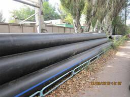 Полиэтиленовые трубы марки ПЭ-100 SDR17 Диаметр 800мм от 38,1мм до72,6мм