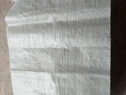 Полипропиленовые мешки для цемента с клапаном 45*65см
