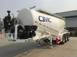 Полуприцеп-цементовоз CIMC