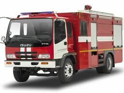 Пожарная машина Isuzu FTR 34L