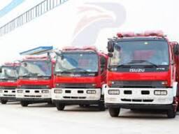 Пожарная машина Isuzu NQR 71PL