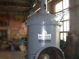 Предлагаем задвижки клиновые Ду 300-2400 мм в Узбекистане