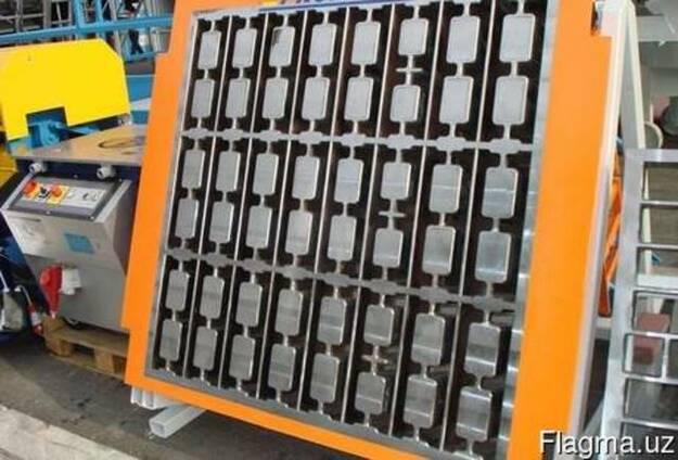 Пресс-формы для блок-машин Hess , Poyatos, Masа, Zenith