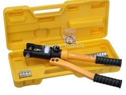 Пресс гидравлический для кабельных наконечников 16-120мм2