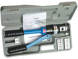 Пресс гидравлический ручной ПГРс-120 (КВТ)