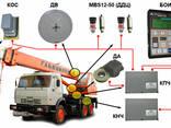 Приборы безопасности ОНК-160, ОГШ, ОГ, ОГМ-240 и др. на грузоподъемную технику - фото 2