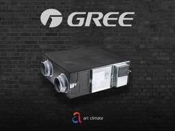 Приточно-вытяжная установка Gree fhbq-D20-m