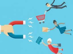 Привлечение клиентов через социальные сети