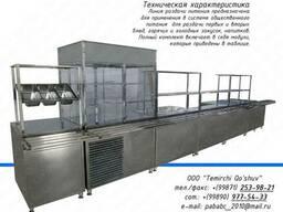 Продам нейтральное пищевое оборудование для общепита