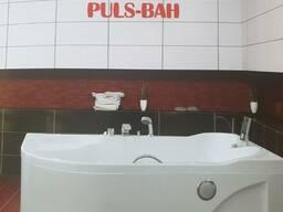 Продаются Ванны СП (Амер-Узб) PULS-BAH
