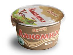 Продукт сгущенный с сахаром на молочной основе «Лакомка» 8,5%