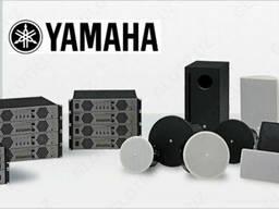 Профессиональное звуковое оборудование YAMAHA