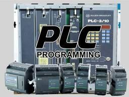Программирование контроллеров PLC, панелей управления. Восстановление ПО