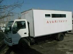 Производство грузовые автомобили
