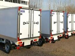 Производство изотермических кузовов в Ташкенте