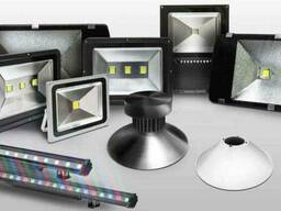 Прожектор светодиодный LFL30-150-6000-Grey,150Вт, 220В, 600
