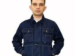 Рабочий костюм джинсовый - спецодежда