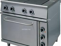RADA 4-х конфорочная плита плита с жарочным шкафом