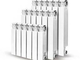 Радиатор алюминиевые