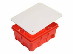 Разветвительные коробки КР-1104 для сплошных стен HEGEL