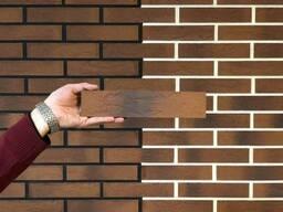 Огнеупорни кирпич. Refractory brick facade (IRAN).
